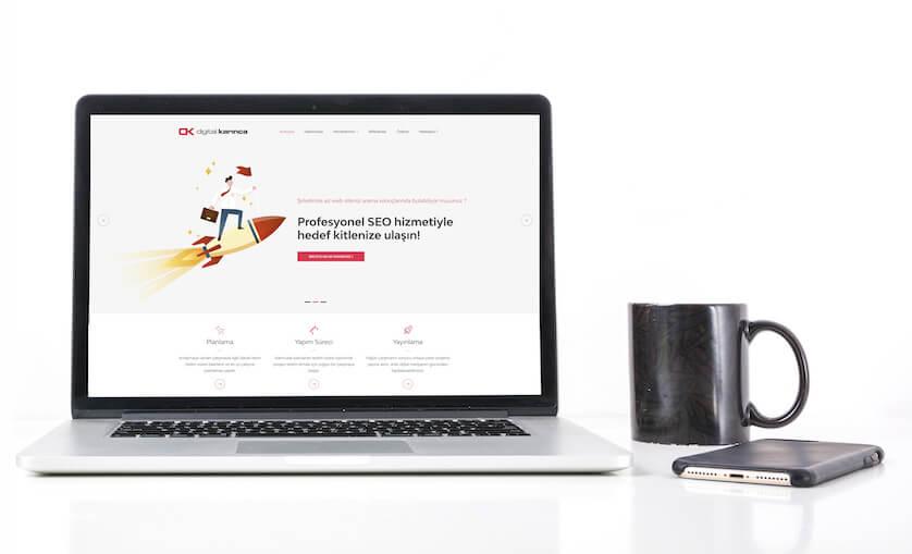 digital karınca izmir web tasarım